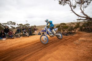Class victory for Styke in Hattah Desert Race debut