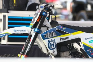 DPH Husqvarna team 'gutted' following Mosig suspension
