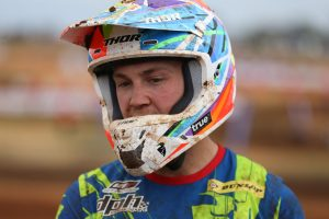Provisionally-suspended Mosig to miss Ranch MX