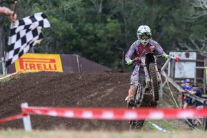 Todd stamps authority in MX2 title chase
