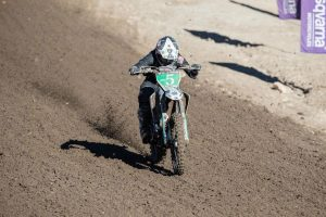 DPH Husqvarna field two riders for final rounds