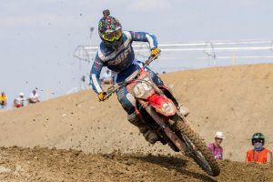 Lawrence shy of podium in positive Turkish MXGP encounter