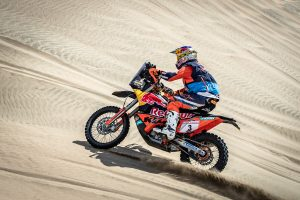 Desafio Inca rally still valuable for Price amid GPS difficulties