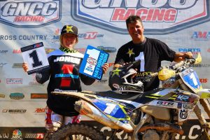 Jones secures second consecutive women's GNCC title