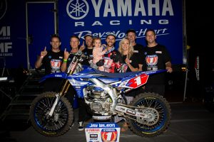 SX2 crown a relief for Wilson following 'stressful' AUS-X Open