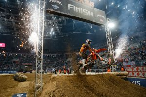 Polish SuperEnduro opener belongs to KTM's Blazusiak