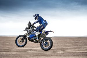 Quintanilla new Dakar leader while De Soultrait wins stage three