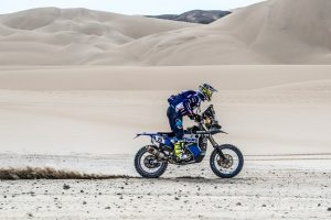 Technical issue rules Faggotter out of Dakar Rally