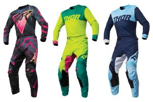 Product: 2019 Thor MX Pulse spring collection gear set