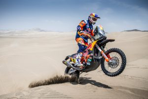 Price still not 100 percent as Dakar Rally start looms