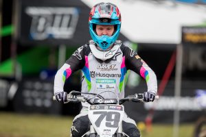 Davey Motorsports KTM confirms Ward for MX1 assault