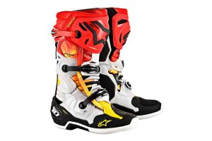 Product: 2019 Alpinestars LE Indianapolis Tech 10 boot
