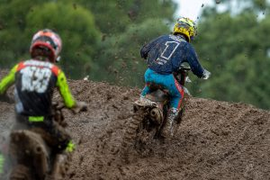 Reigning MX2 champion Todd steered clear of risks in Appin mudder