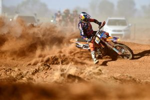 Finke title defence not on the cards for record-holder Price