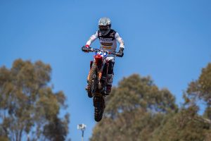 Podium power performances for Webster and Budd at Broadford