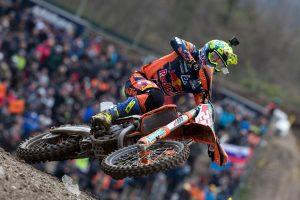 Risk not rewarded for Cairoli at Trentino grand prix