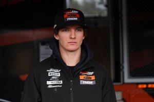 Raceline KTM's Roberts hospitalised with serious injury