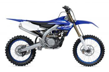 2020 yamaha motocross bikes