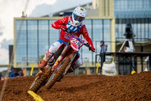 Sixth straight win for Gajser at MXGP of Indonesia