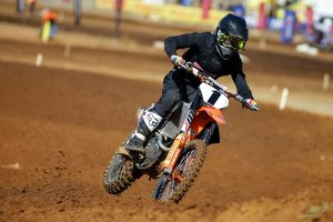 Thumb injury sidelines Ferris for planned MX Nationals appearances