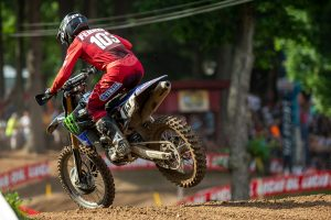 Factory Yamaha splits with Ferris midway through Pro Motocross