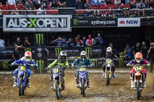Junior championships confirmed for AUS Supercross series