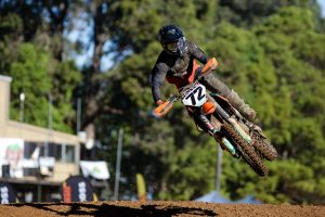 Duffy to replace Evans on Team Australia MXoN squad
