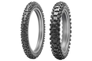Detailed: Dunlop Geomax MX53 tyre