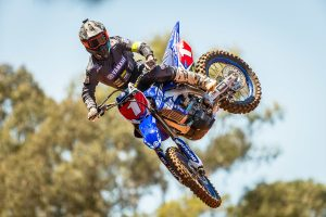 Wilson welcoming of increased US talent in SX2 title defence