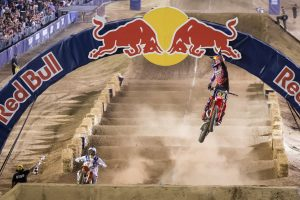 Roczen secures Red Bull Straight Rhythm victory