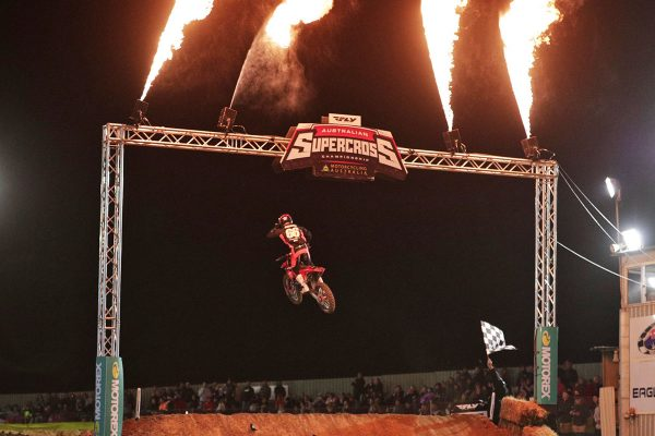 Oldenburg rises for first SX2 victory in South Australia