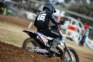 Riders finish strongly in AJMX championship at Gillman