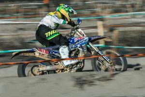 ISDE rookie Styke targeting consistency following positive start