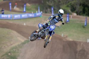 Purvis podiums again for WBR Yamaha