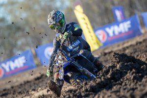 Purvis podiums again in MXD