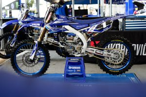 AUS Supercross-spec YZ250F for Wilson in US campaign