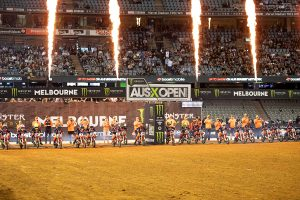 KTM Junior Supercross lights up SX-Open Auckland and AUS-X Melbourne