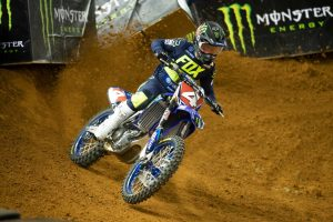 CDR Yamaha Monster Energy Team claim 2-3 finish in ASX