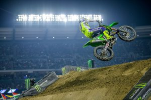 Cianciarulo 'good with second' after Anaheim 1 showdown