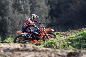 Prado declared fit for MXGP opener at Matterley Basin