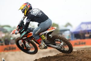 Fox completes Recover8 KTM Thor squad for 2020 season