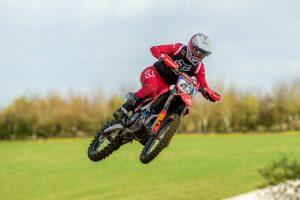 Reduced pressure for Evans as MXGP heads to Valkenswaard