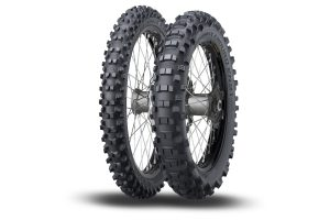Detailed: Dunlop Geomax Enduro EN91 tyre