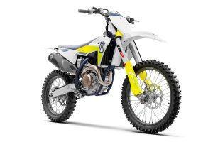 Detailed: 2021 Husqvarna FC and TC range