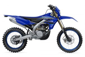 Detailed: 2021 Yamaha WR450F
