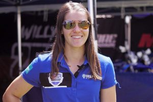 Pit Pass: Jessica Gardiner