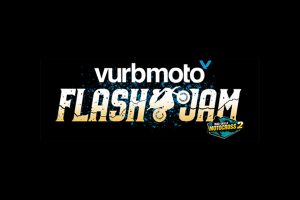 Mad Skills Motocross 2's vurbmoto Flash Jam begins