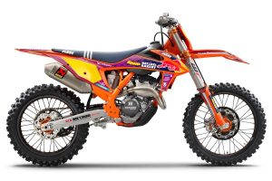 Detailed: 2021 KTM 250 SX-F Troy Lee Designs