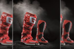 Get some Gs on your feet - Ride with Gaerne in ProMX 2021