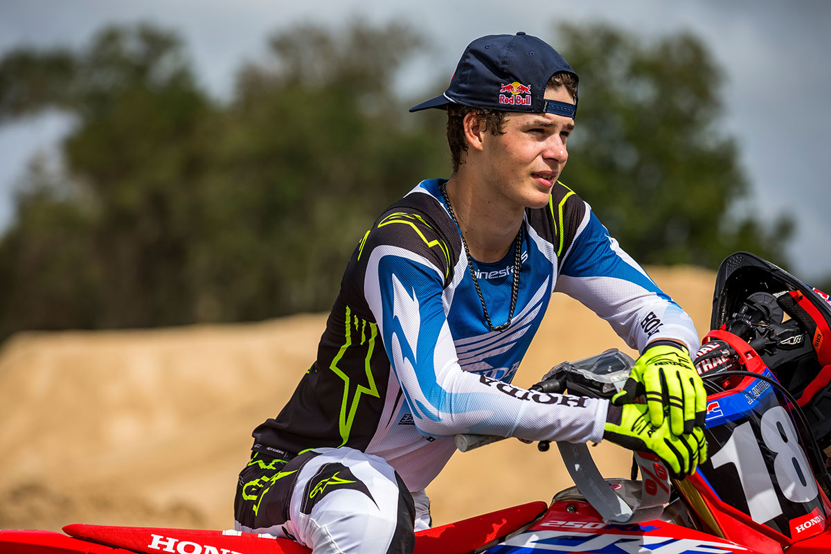HRC's Lawrence maintaining 'an open mind' despite pre-season hype